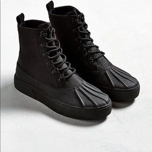 Urban Outfitters Modern duck boot sneaker hybrid